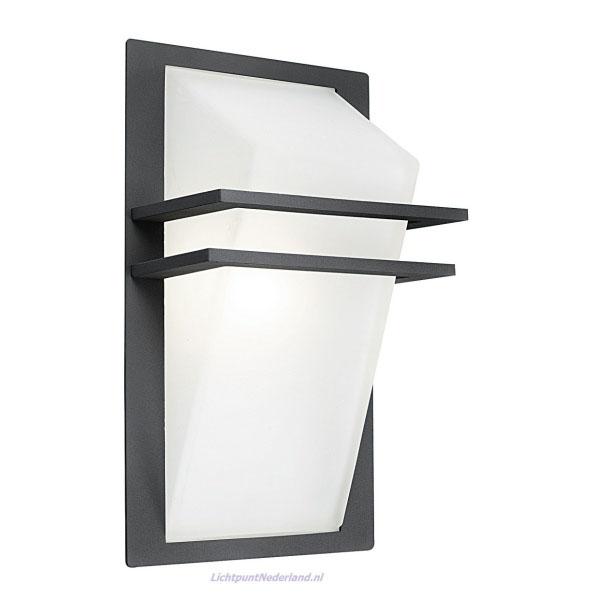 Muro exterior lámpara lámpara de parojo lámpara exterior lámpara exterior 1-flg Park Eglo 83433
