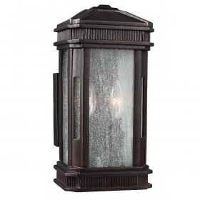 Garten Stehlampe IP44 2x60W/E27 FEDERAL FE/FEDERAL/S FEISS