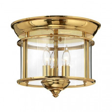 Hinkley Lighting--HK-GENTRY-F-PB-ELSHK/GENTRY/F PB