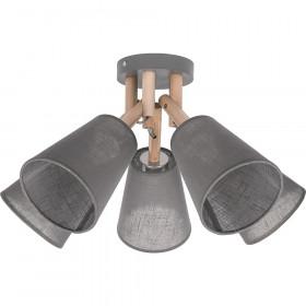Deckenlampe 5x60W/E27 VAIO 659 TK Lighting