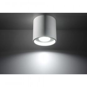 Anbauleuchten Downlight 1x40W/GU10 ORBIS 1 SL.0021 Sollux