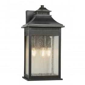 Außenlampe Wandleuchte IP44 3x40W/E14 LIVINGSTON QZ/LIVINGSTON2/L QUOIZEL