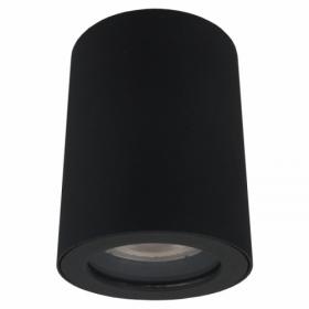 Anbauleuchten Downlight schwarz 1x50W/GU10 FARO LP-6510/1SM BK Light Prestige