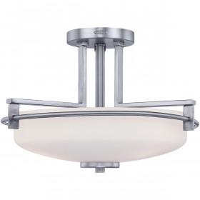 Deckenlampe LED IP44 3x3,5W/G9 TAYLOR QZ/TAYLOR/SFBATH QUOIZEL