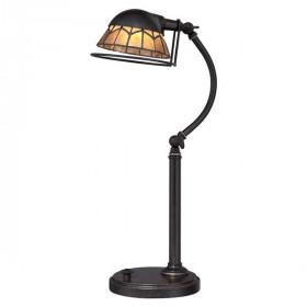 Tischlampe LED 1x7W/LED QZ/WHITNEY/TL WHITNEY QUOIZEL