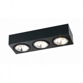 Deckenlampe 3x48W/G9 RODOS 1119 Argon
