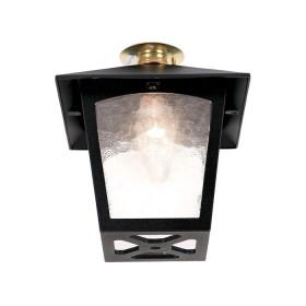 Garten-Deckenlampe IP20 1x60W/E27 BL6C YORK ELSTEAD LIGHTING