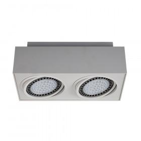 Anbauleuchten Downlight 2x15W/GU10 BOXY ZUMA